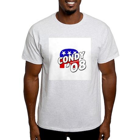 Condy '08 Ash Grey T-Shirt