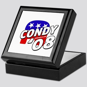 Condy '08 Keepsake Box