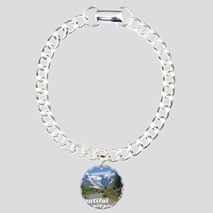 cover switzerland calend Charm Bracelet, One Charm