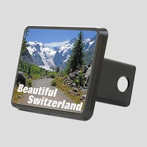 cover switzerland calendar Rectangular Hitch Cover
