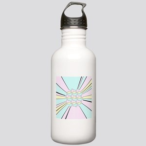 happy colors soft Water Bottle