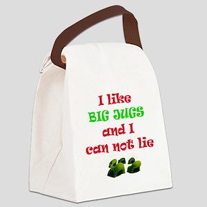 big jugs Canvas Lunch Bag