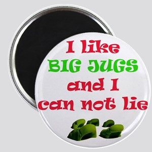 big jugs Magnet