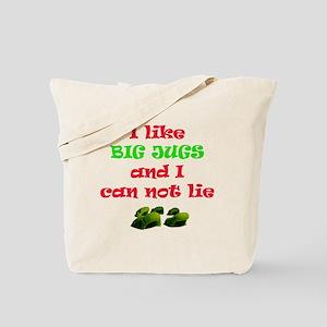 big jugs Tote Bag