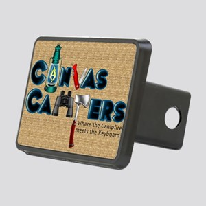 logo_stacked_bkgd Rectangular Hitch Cover