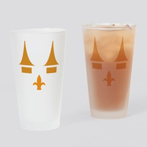 ghoulsville3 Drinking Glass