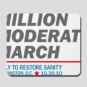 Million Moderate March Mousepad