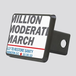 Million Moderate March Rectangular Hitch Cover