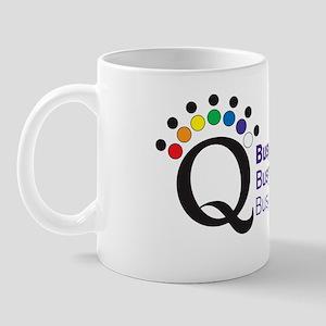 Busy Being Q2 Mug