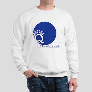 Blue is Well Sweatshirt
