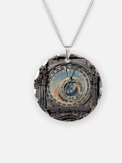 astronomical clock Necklace
