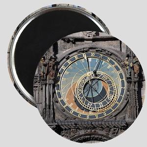 astronomical clock Magnet
