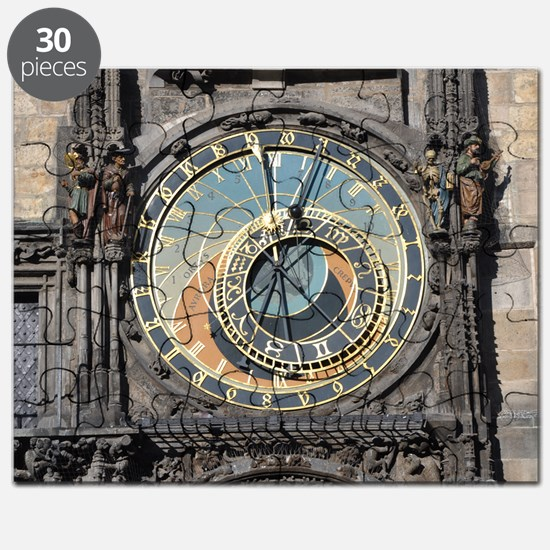 astronomical clock Puzzle