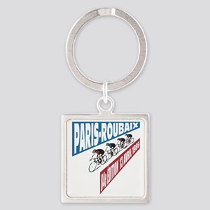 PR1986 Square Keychain