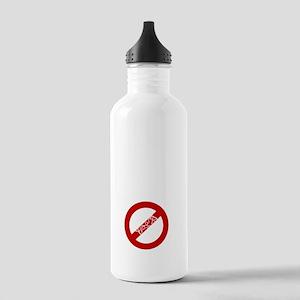 Zombie Outbreak (dark) Stainless Water Bottle 1.0L