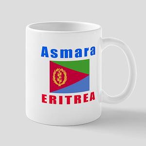 Asmara Eritrea Designs Mug