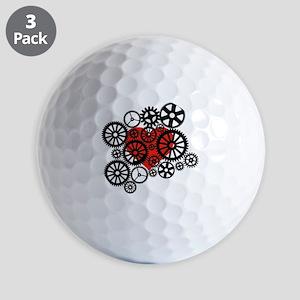 steamheartlgt Golf Balls