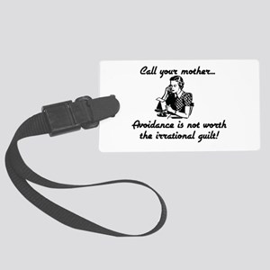 Call Your Mother Luggage Tag