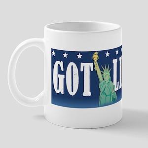 got_liberty? Mug