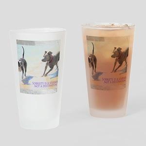PSTR-journey2 Drinking Glass