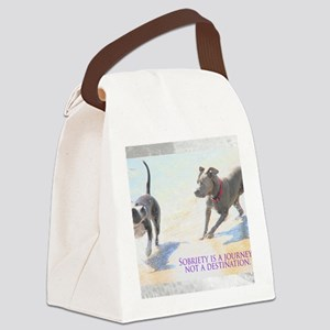PSTR-journey2 Canvas Lunch Bag