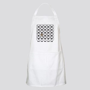Sheltie in Sheep BBQ Apron