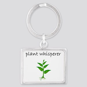 plant whisperer Keychains
