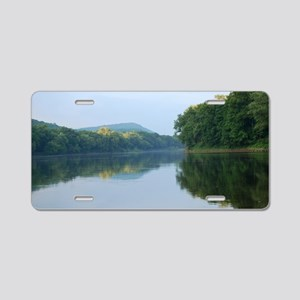 Deleware Water River Aluminum License Plate