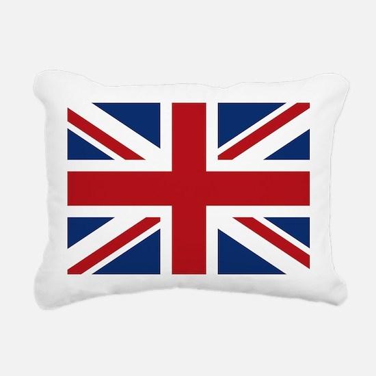 union-jack_18x12 Rectangular Canvas Pillow