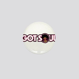 Blood and Glory, Got Soul Mini Button