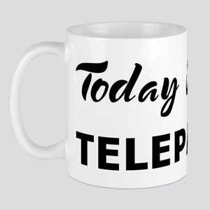 Today I feel telepathic Mug