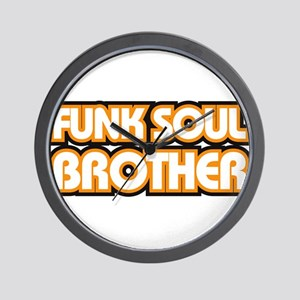 Blood and Glory, Funk Soul Br Wall Clock