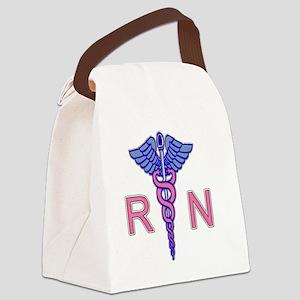 cad 2 RN  Canvas Lunch Bag