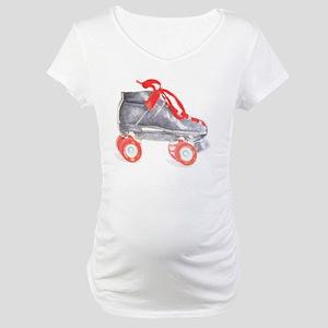 Skate copy Maternity T-Shirt