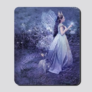SoifraQueen, cropped Mousepad