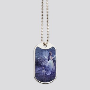SoifraQueen, cropped Dog Tags