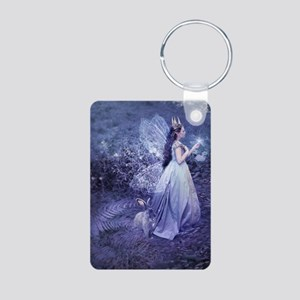 SoifraQueen, cropped Aluminum Photo Keychain