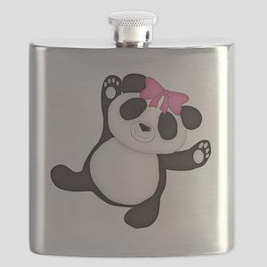 Happy Panda Flask