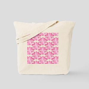 PinkribbonLLLpsq Tote Bag