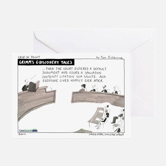 100920.grimmstales Greeting Card