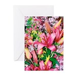 Boquet Greeting Cards (Pk of 10)