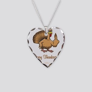 chokeDark Necklace Heart Charm