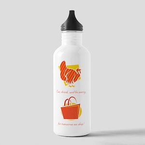 tomorrowweshopLight Stainless Water Bottle 1.0L