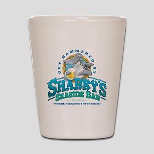 SharkysBar Shot Glass