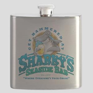 SharkysBar Flask