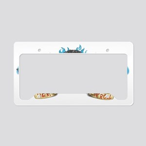 VoodooLounge License Plate Holder