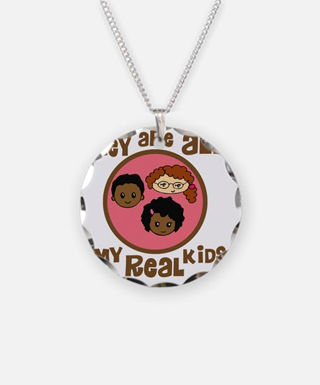 they are all my real kids co Necklace