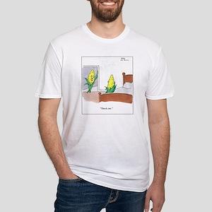 cornshuckers Fitted T-Shirt