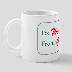 to_women_from_God_dark Mug