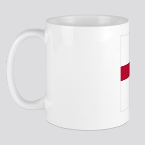English Flag - St. Georges Cross Mug